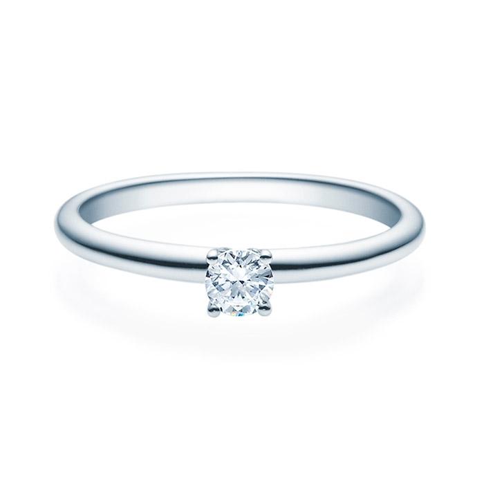 Enstens diamantring Jasmina med 0,20 ct TW-Si i platina -18018020pt