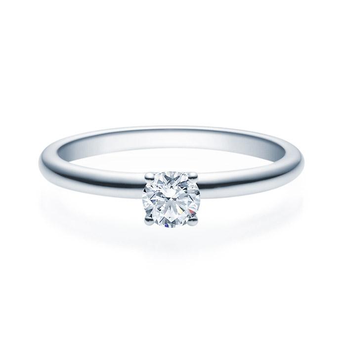 Enstens diamantring Jasmina med 0,30 ct TW-Si i platina -18018030pt
