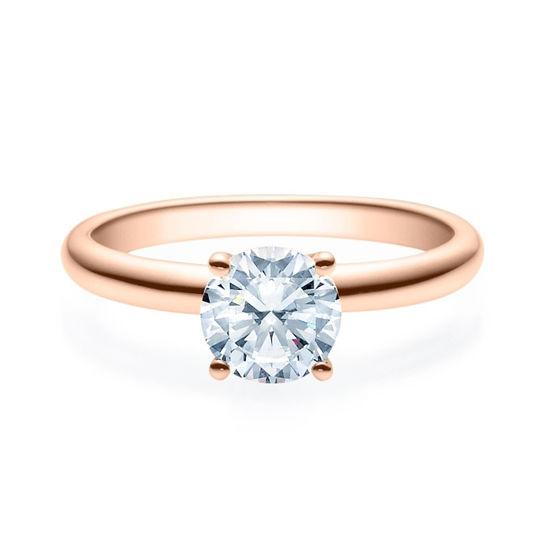 Enstens diamantring Jasmina m/1,00 ct i 14kt gull. TW-Si. -18018100