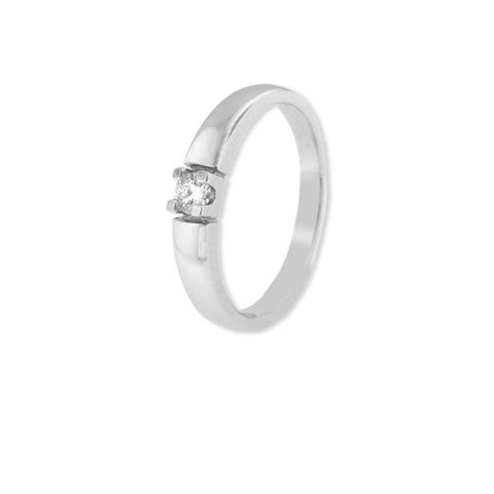 Diamantring Iselin med 0,20 ct TW-Si-8501020