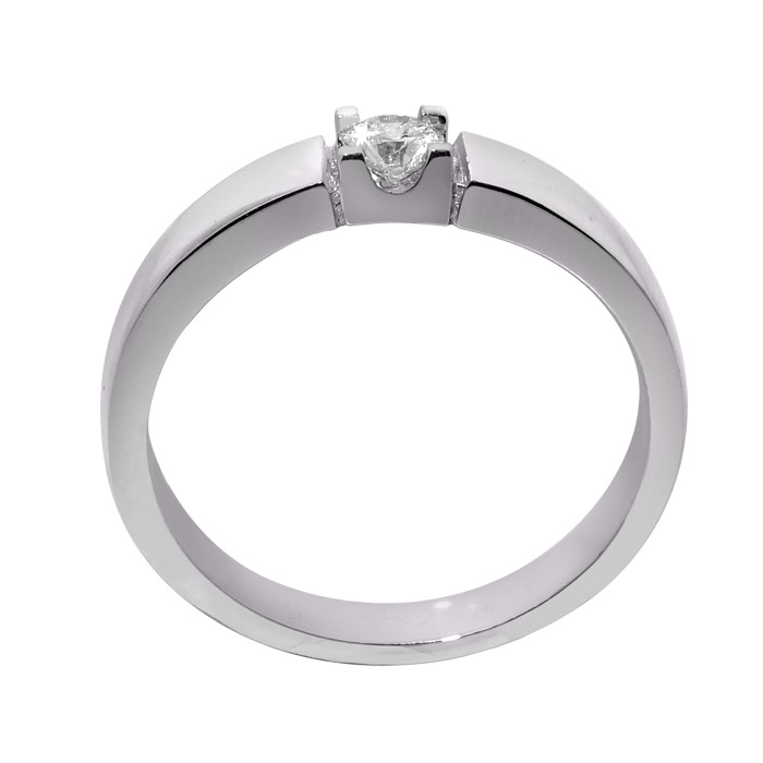 Diamantring Iselin med 0,15 ct TW-Si-8501015