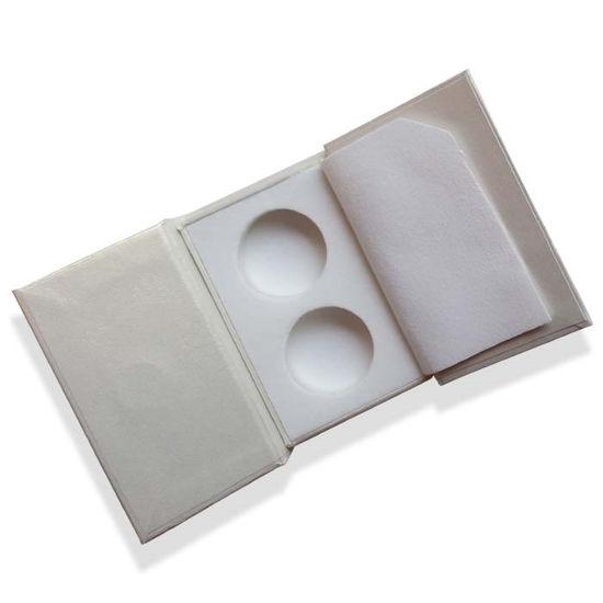 Gifteringeske, white. - 350000