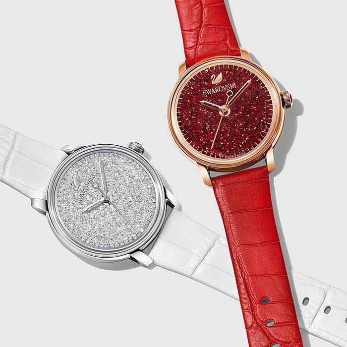 Swarovski klokke Crystalline Hours - 5295380
