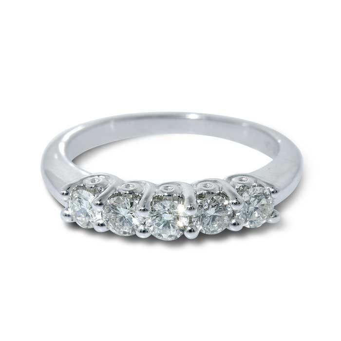 Diamantring Azur med 0,50 ct W-Si - AR01140