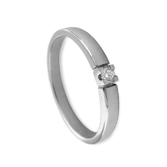 Diamantring Iselin med 0,05 ct TW-Si-8501005