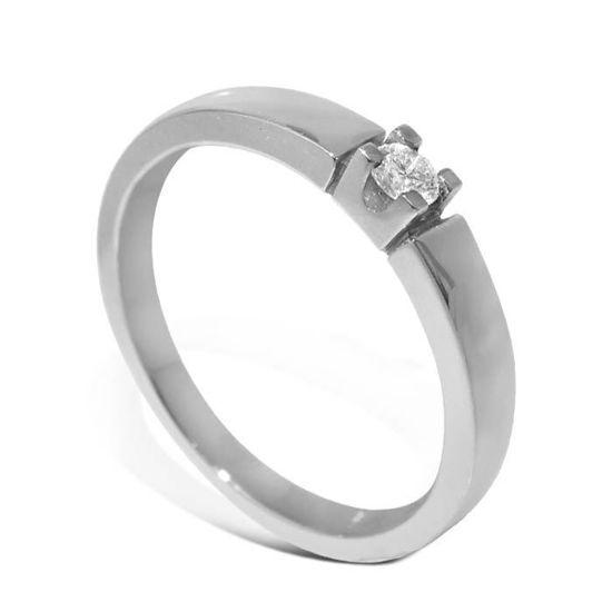 Diamantring Iselin med 0,07 ct TW-Si-8501007