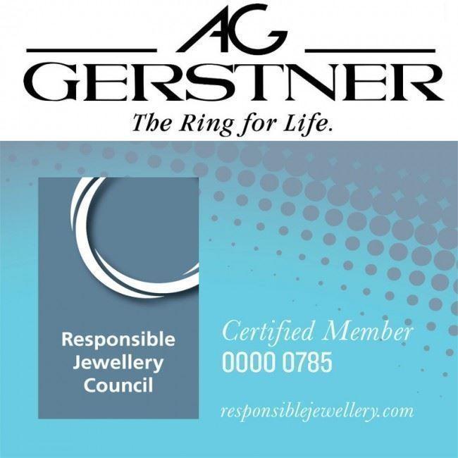 Responsible jewellery - Gerstner 28836