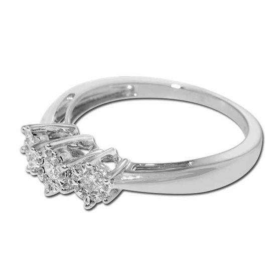 Diamantring Azur med 0,21 ct W-Si - ABR00611