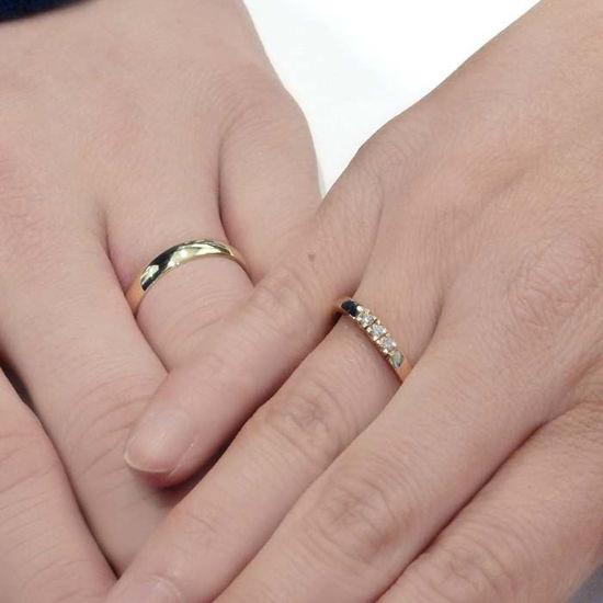 illustrasjon med hånd av gifteringer -  1240-85030300