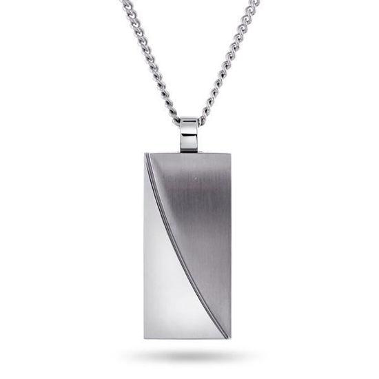 Smykke i stål. Alexander - 972253