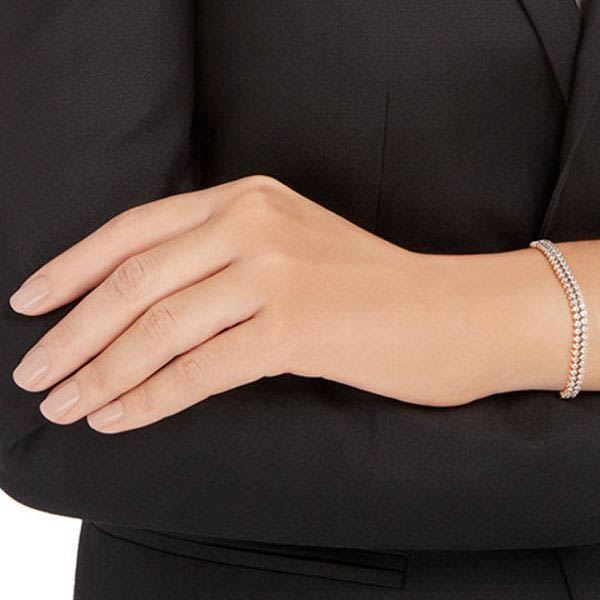 Swarovski armbånd Subtle - 5224182