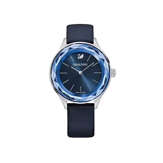 Swarovski klokke OCTEA NOVA, BLUE - 5295349