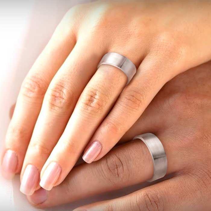 illustrasjon med hånd av gifteringer –NT1170
