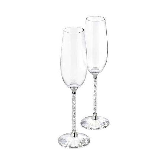 Swarovski Crystalline Toasting Flutes (Set of 2) - 255678