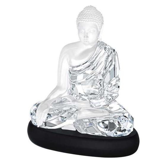 Swarovski figurer. Buddha, large - 5099353