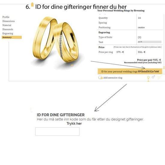 Ringdesigner. Ditt eget design. - 4907000