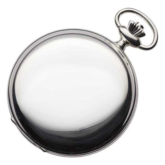 Lommeur herre, sølvbelagt- 393001