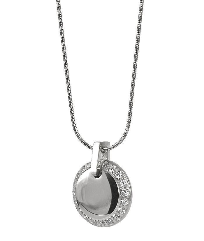 Smykke i forgylt stål CORINNE Short - 10582815