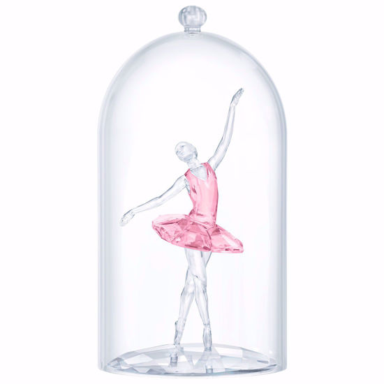 Swarovski figurer Ballerina under Bell jar - 5428649