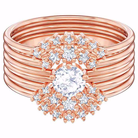 Swarovski ring Penélope Cruz Moonsun Stacking - 5486811