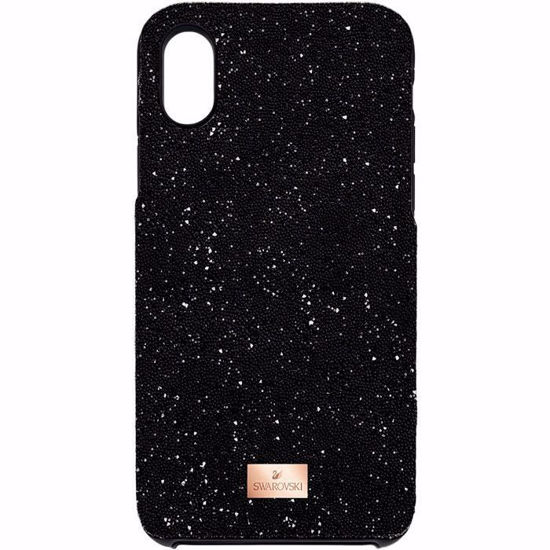 Swarovski Iphone X/XS deksel High, sort - 5503550