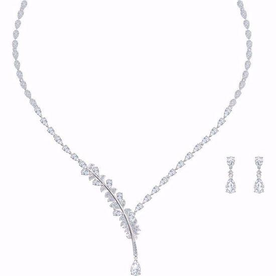Bilde av Swarovski collier. NICE SET Necklace - 5506752