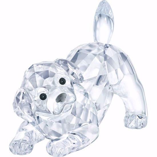 Swarovski figurer Labrador Puppy - 5408608