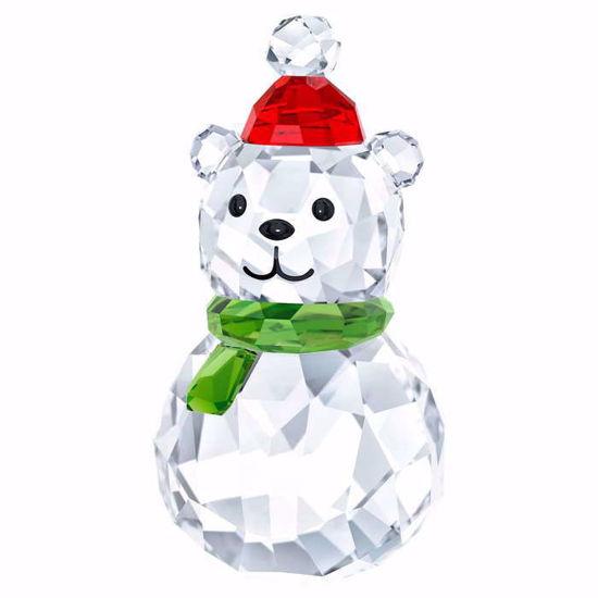 Swarovski figurer Rocking Polar Bear - 5393459