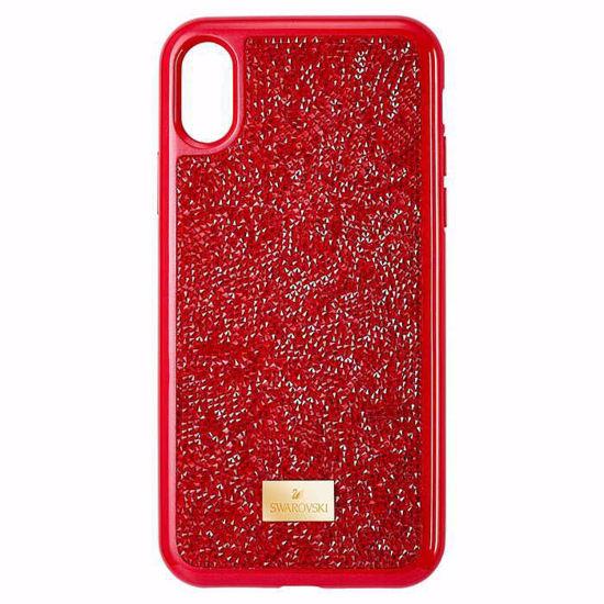 Swarovski Iphone X-XS deksel Glam Rock, red - 5479960