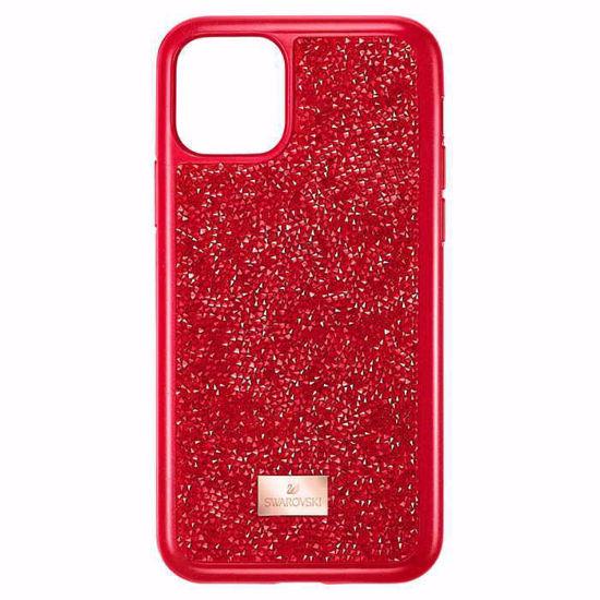 Swarovski Iphone 11 Pro deksel Glam Rock, red - 5515625
