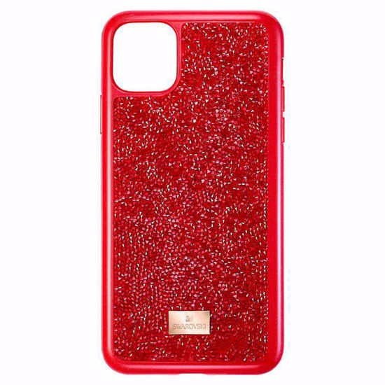 Swarovski Iphone 11 Pro Max deksel Glam Rock, red - 5531143