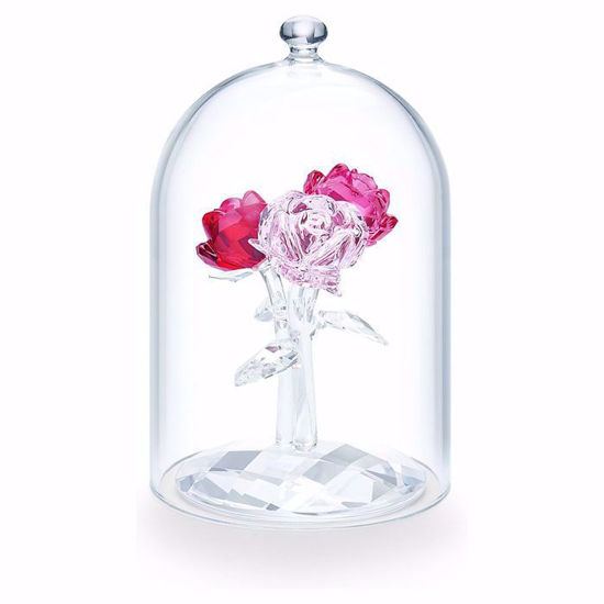 Swarovski figurer Rose Bouquet - 5493707