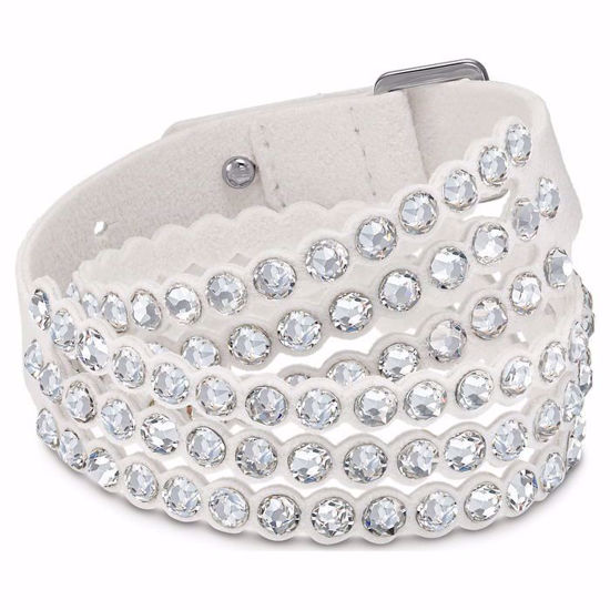 Swarovski armband Power Collection, hvitt - 5518697