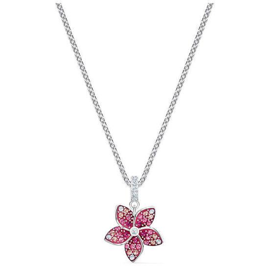 Swarovski smykke Tropical Flower, hvitt - 5519248
