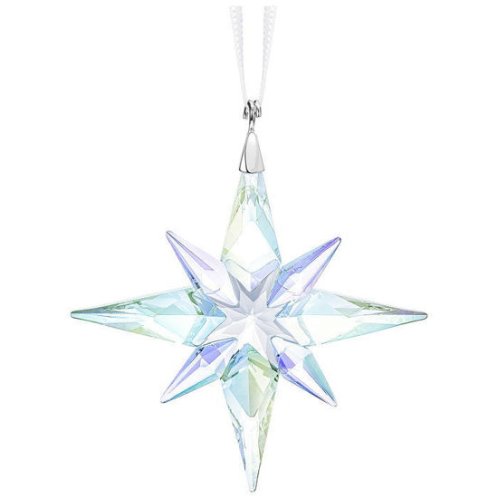 Swarovski figurer Star Ornament, crystal - 5464868