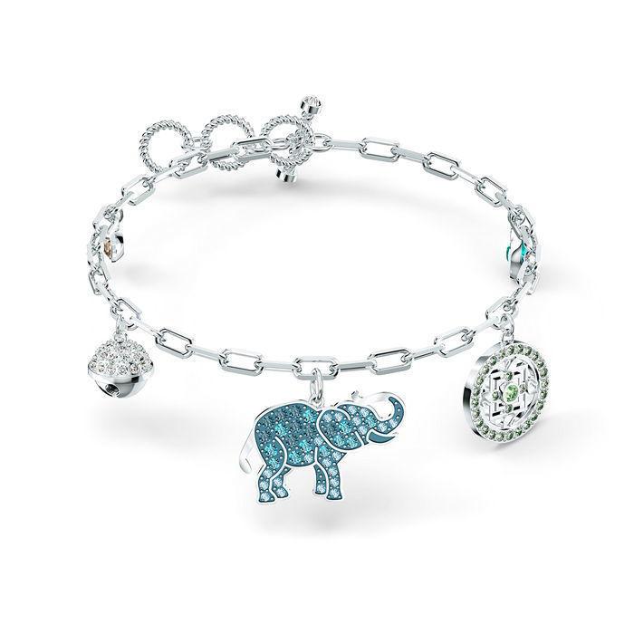 Swarovski armband Symbolic med elefant - 5521444