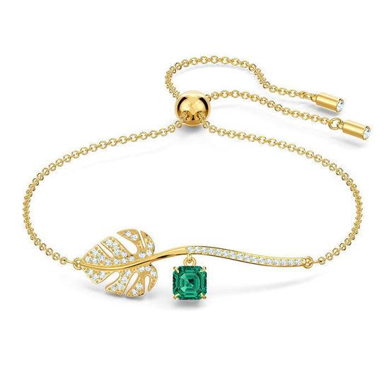 Swarovski armband Tropical, grønn - 5519234