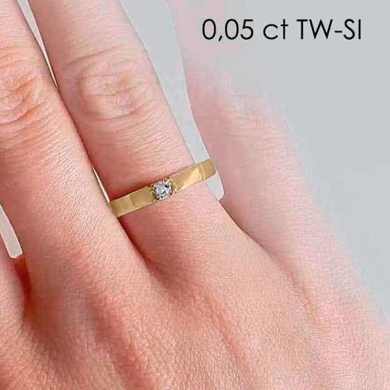 illustrasjon med hand av diamantring – 85010050