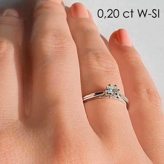 illustrasjon med hand av forlovelsesring – 222119
