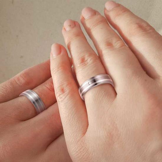 illustrasjon med hand av gifteringer – 115053200