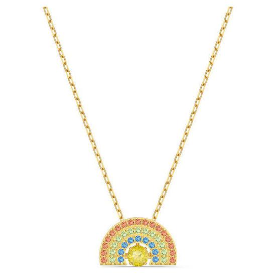Swarovski smykke Sparkling Dance Rainbow, lys multi-farget - 5521756