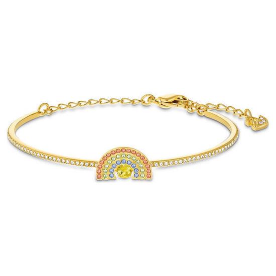 Swarovski armband Sparkling Dance Rainbow - 5537493