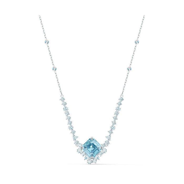 Swarovski smykke Sparkling, aqua - 5524137