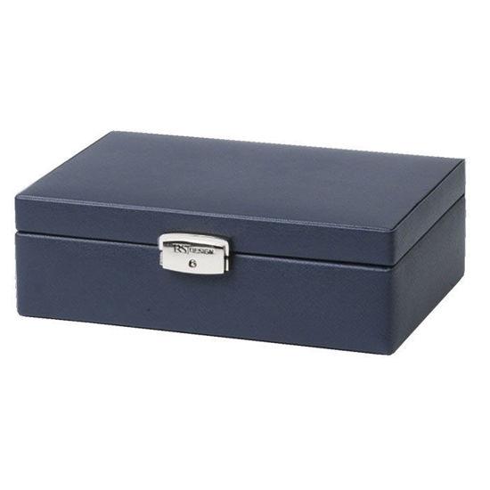 Smykkeskrin,  mørk blå - 3463775