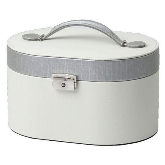 Smykkeskrin, hvit-grå - 8861131
