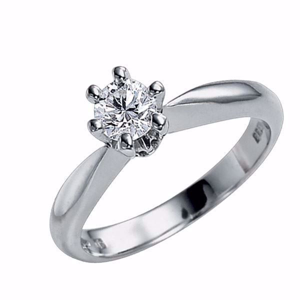 Diamantring forlovelsesring Athene 0,70ct E-SI2 -50352070-2
