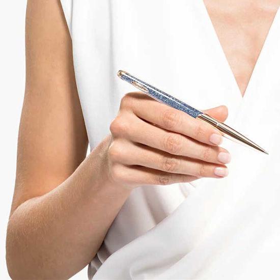 Swarovski pen Crystalline Nova Anniversary Ballpoint, blå - 5534317