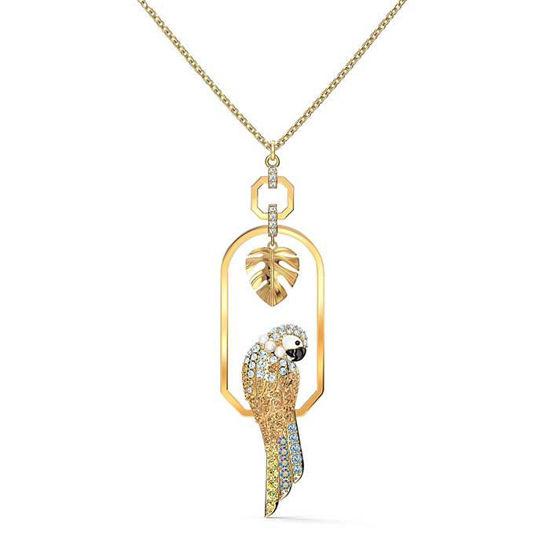 Swarovski collier Tropical Parrot - 5512686