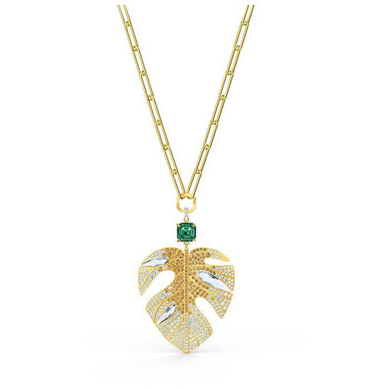 Swarovski smykke Tropical Leaf - 5512695