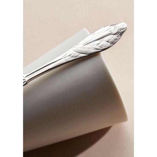 Sølv barnebestikk. Stork - 514604